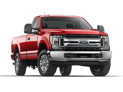 Ford Commercial Fleet Super Duty