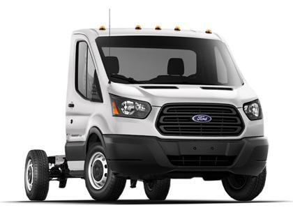 Ford Ford Vehicle Lineup Transit Chassis