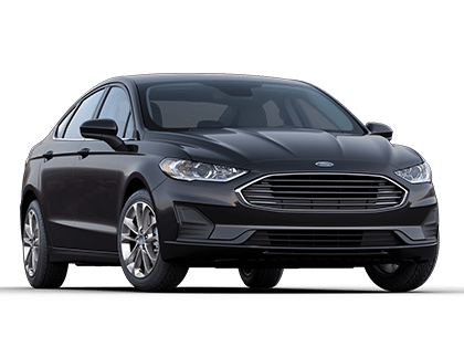 Ford Ford Vehicle Lineup Fusion