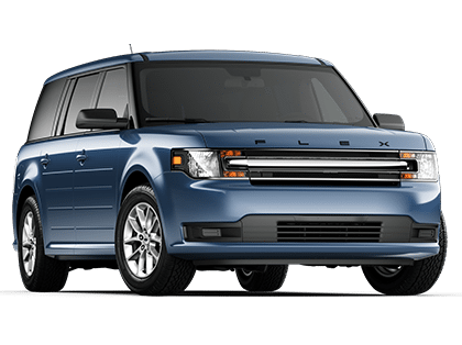 Ford Ford Vehicle Lineup Flex