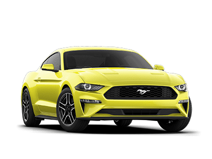 Ford Ford Vehicle Lineup Mustang