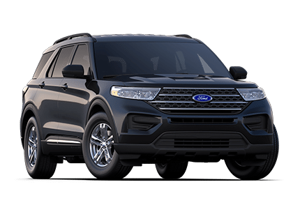 Ford Ford Vehicle Lineup Explorer