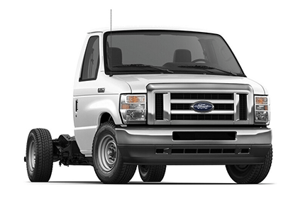 Ford Help Me Find a Vehicle E-Series Cutaway