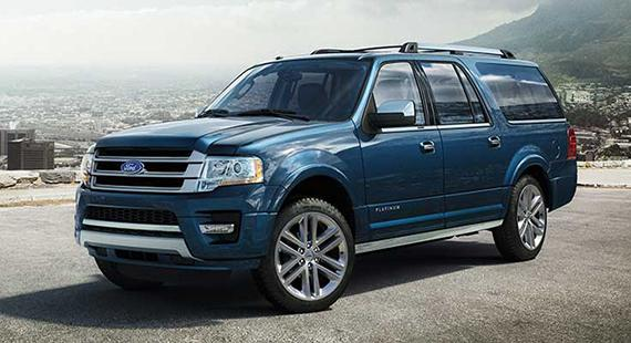 2017 Ford Expedition Model Page Overview