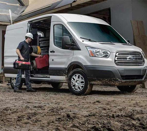 New 2018 Ford Transit Overview: 2017 Ford Transit