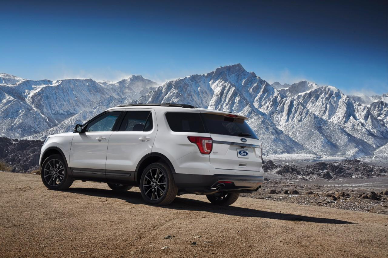 Ford Explorer Southern California