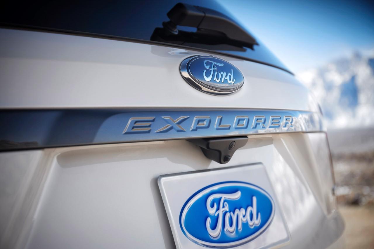 SoCal Ford Explorer