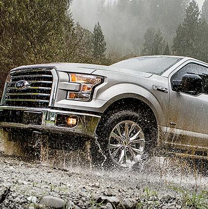 2017 Ford F-150 Model Page Overview