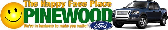 pinewood ford happy face place motto