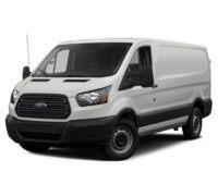 Fleet Ford Transit 150 White
