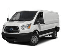 Fleet Ford Transit 250 White