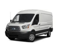 Fleet Ford Transit 350 White