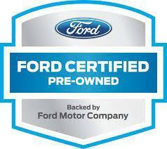 ford certified pre-owned logo