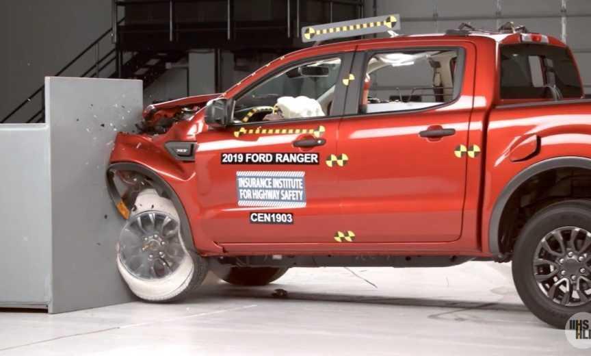 Ford Ranger: un des plus sécuritaires