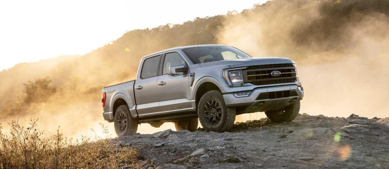 Ford dévoile le F-150 Tremor