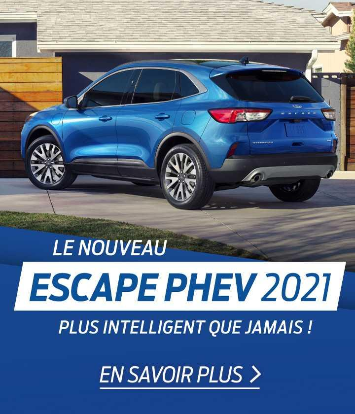 Escape PHEV 2021