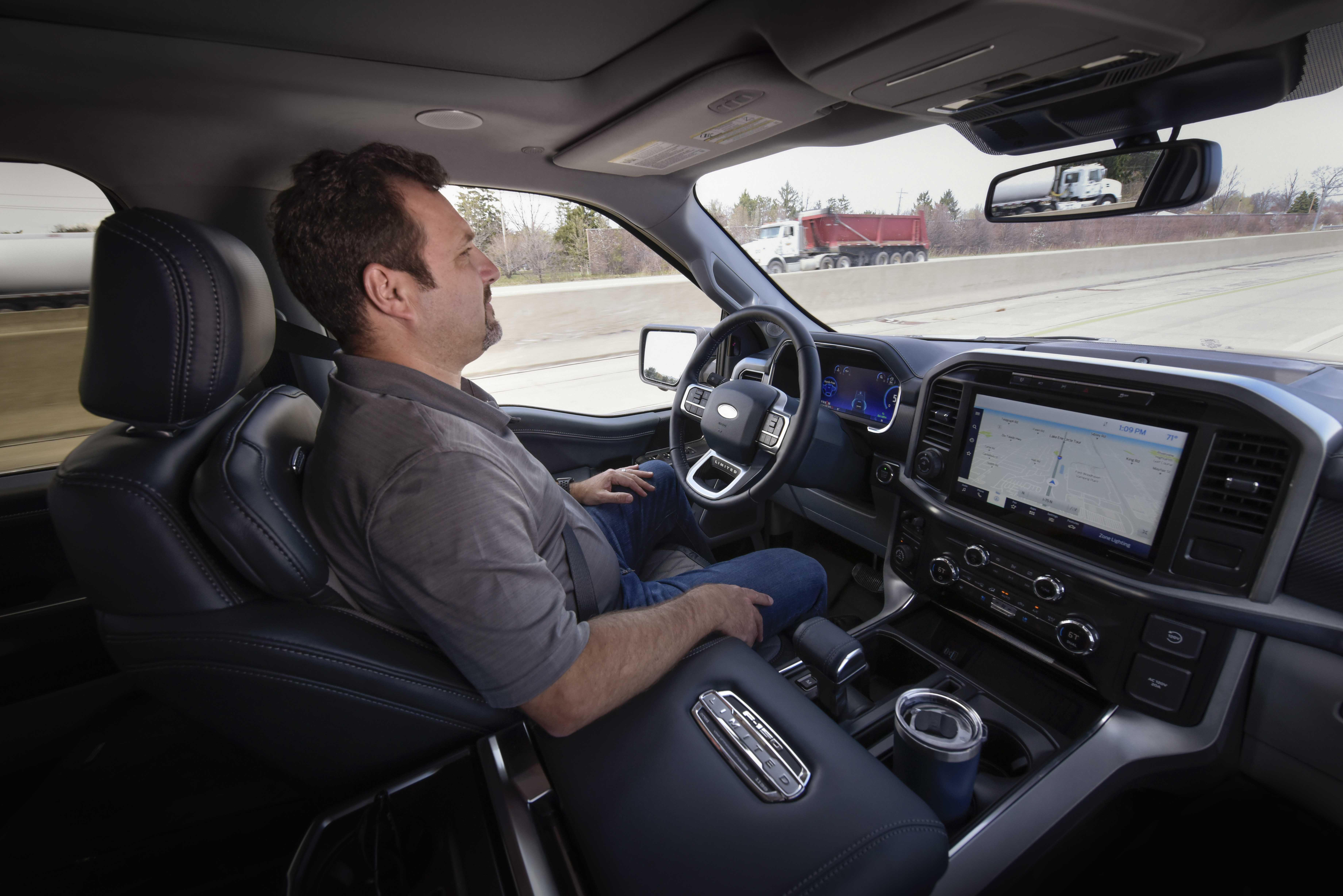 Blue Cruise, ou quand votre Ford devient presque autonome