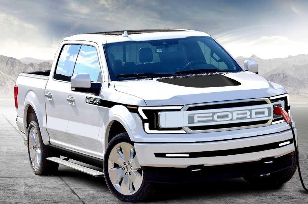 Ford F-150 électrique : 5 choses à savoir