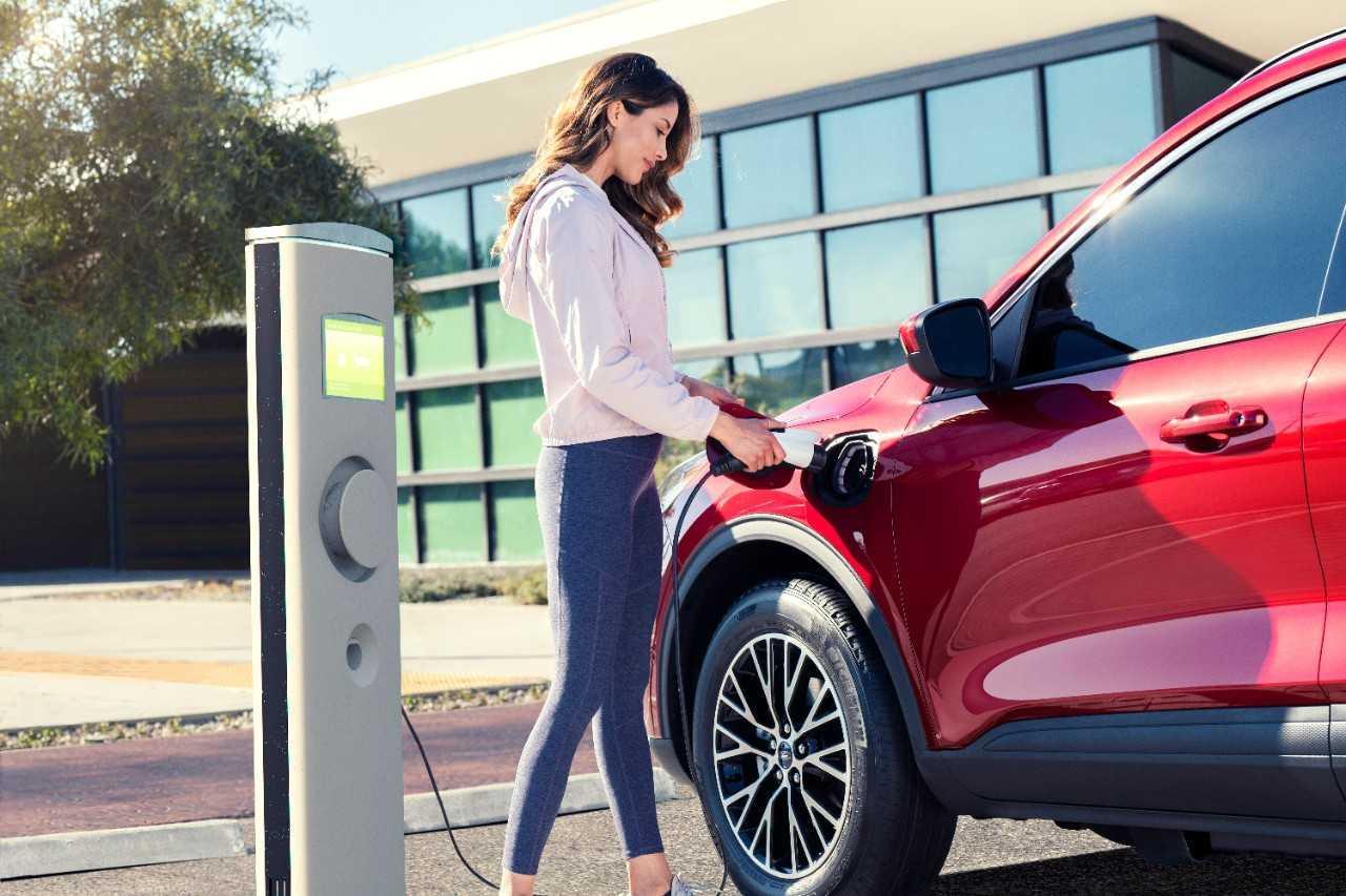 Ford s'électrifie : ce que 2021 nous réserve