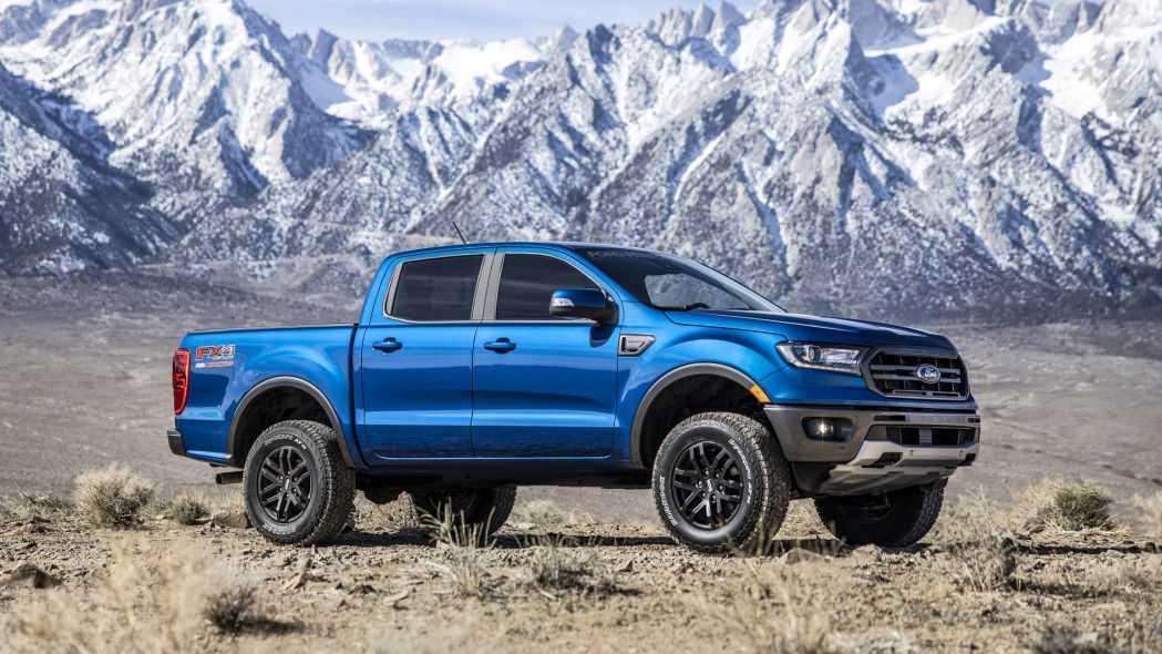 Attention, place au Ford Ranger Tremor