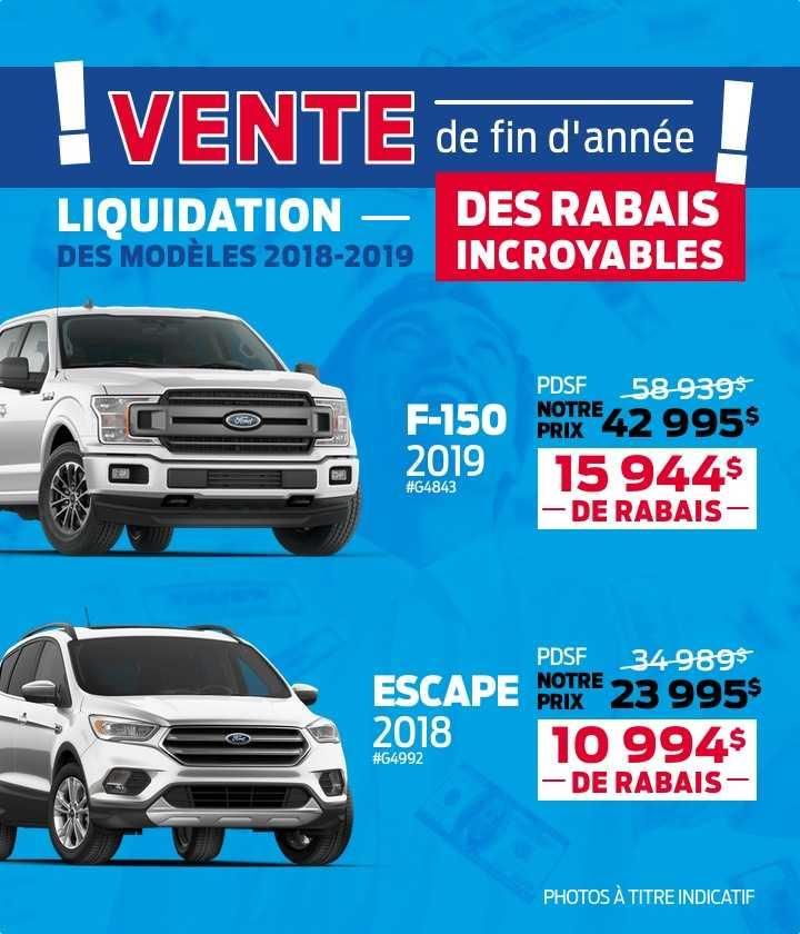 Vente de Liquidation 2018-2019