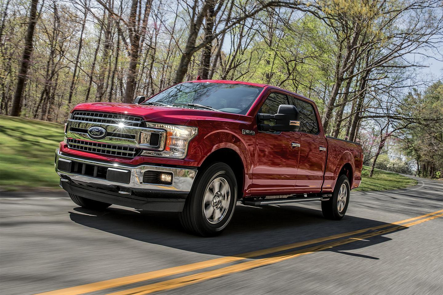 Ford & Lincoln 2020 F-150 image