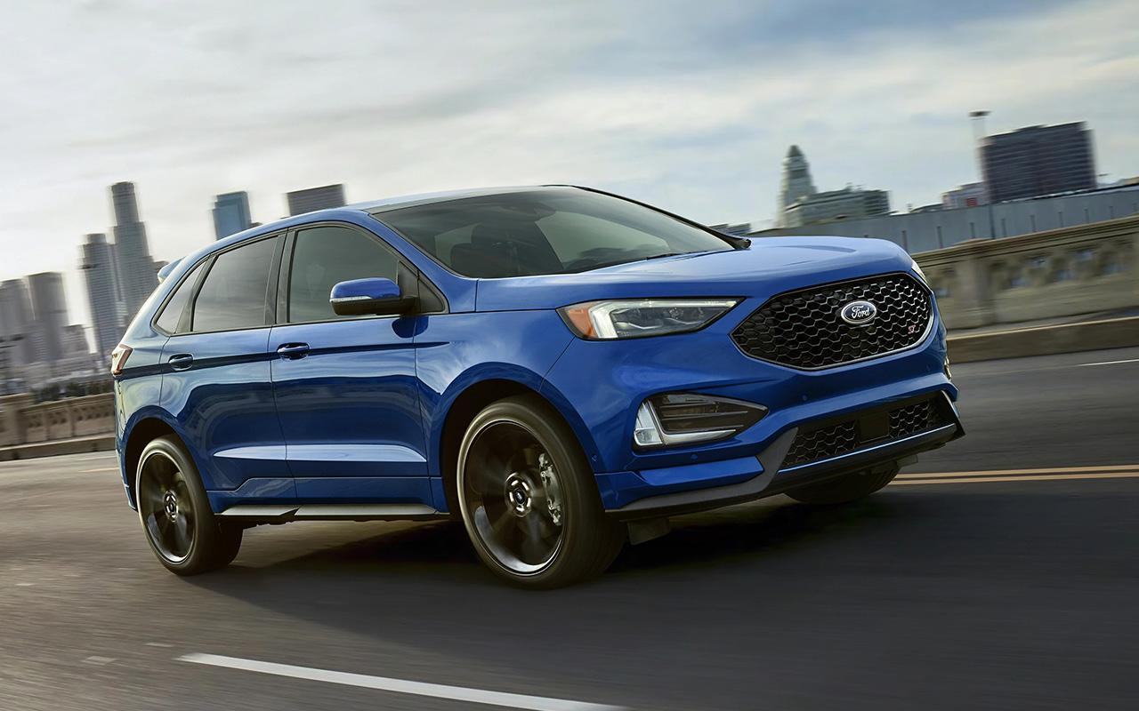 Ford 2021 Edge image