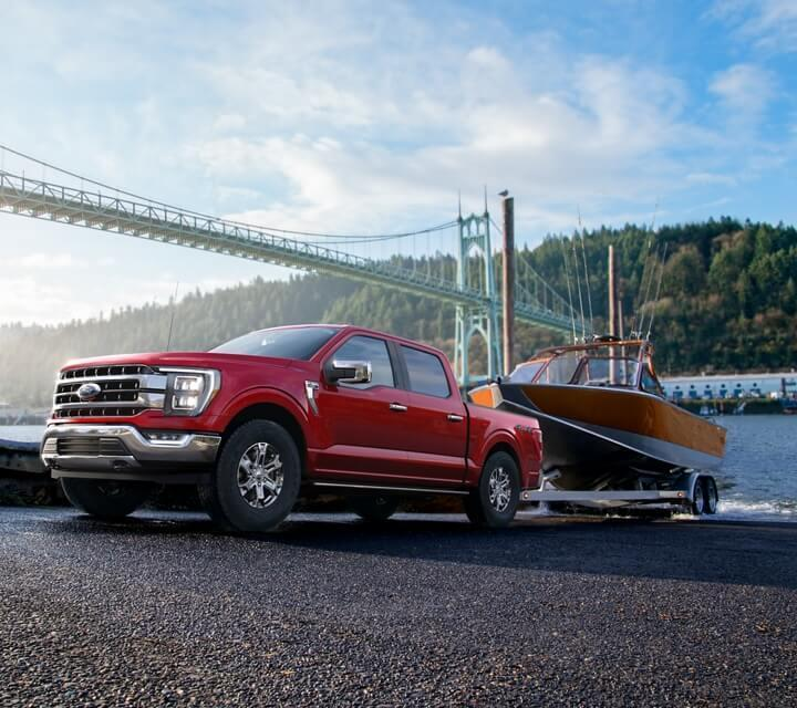 Ford & Lincoln  2021 F-150 image