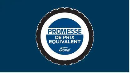 Tire Price Match Promise | Ford of Canada French