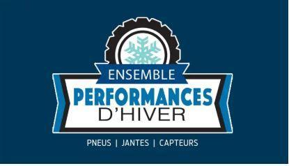 Winter Performance Package | Ford of Canada French