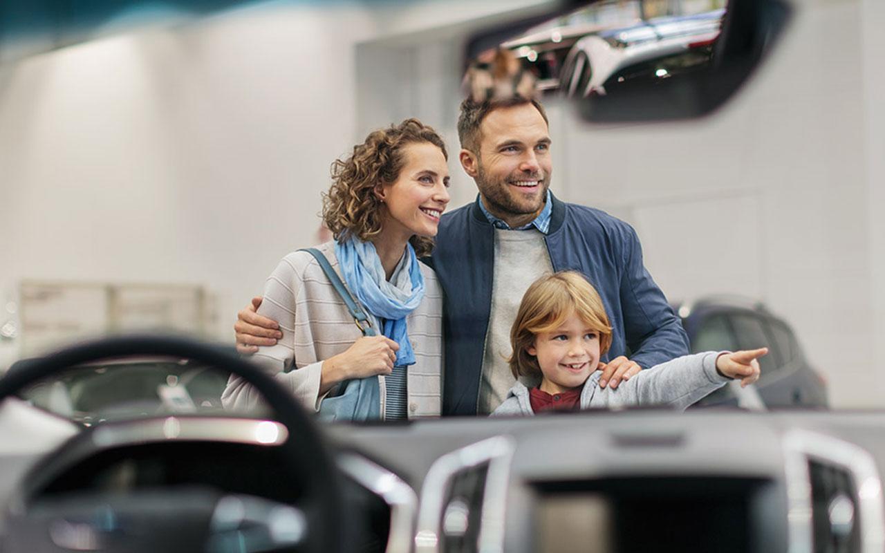 Demande de crédit de Ford chez Violette Motors Ltée