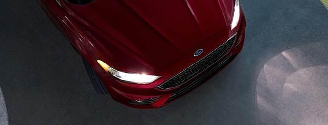 New 2019 Ford Red Car