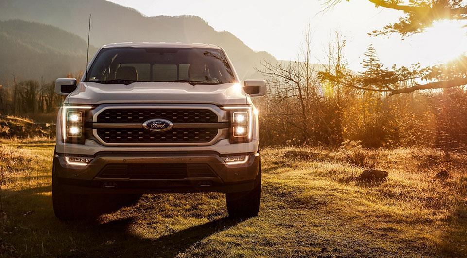 Get a Free Quick Quote | Ford Lincoln Gabriel | 2021 Ford F-150 White