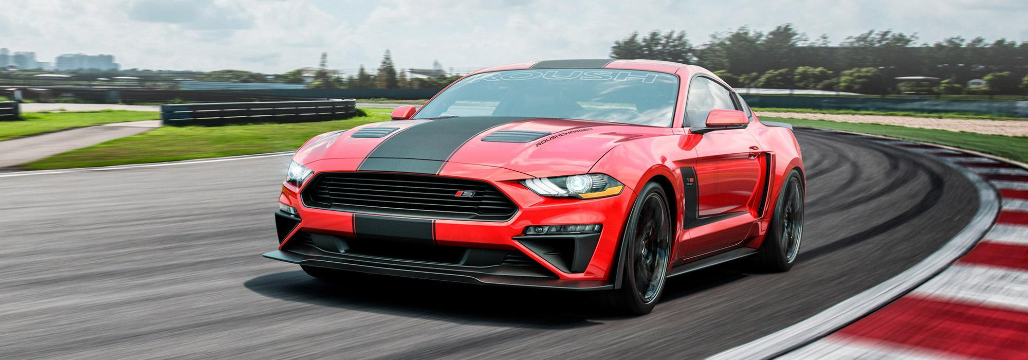 2019 Stage 3 Roush Performance Mustang from Wayne Pitman Ford in Guelph