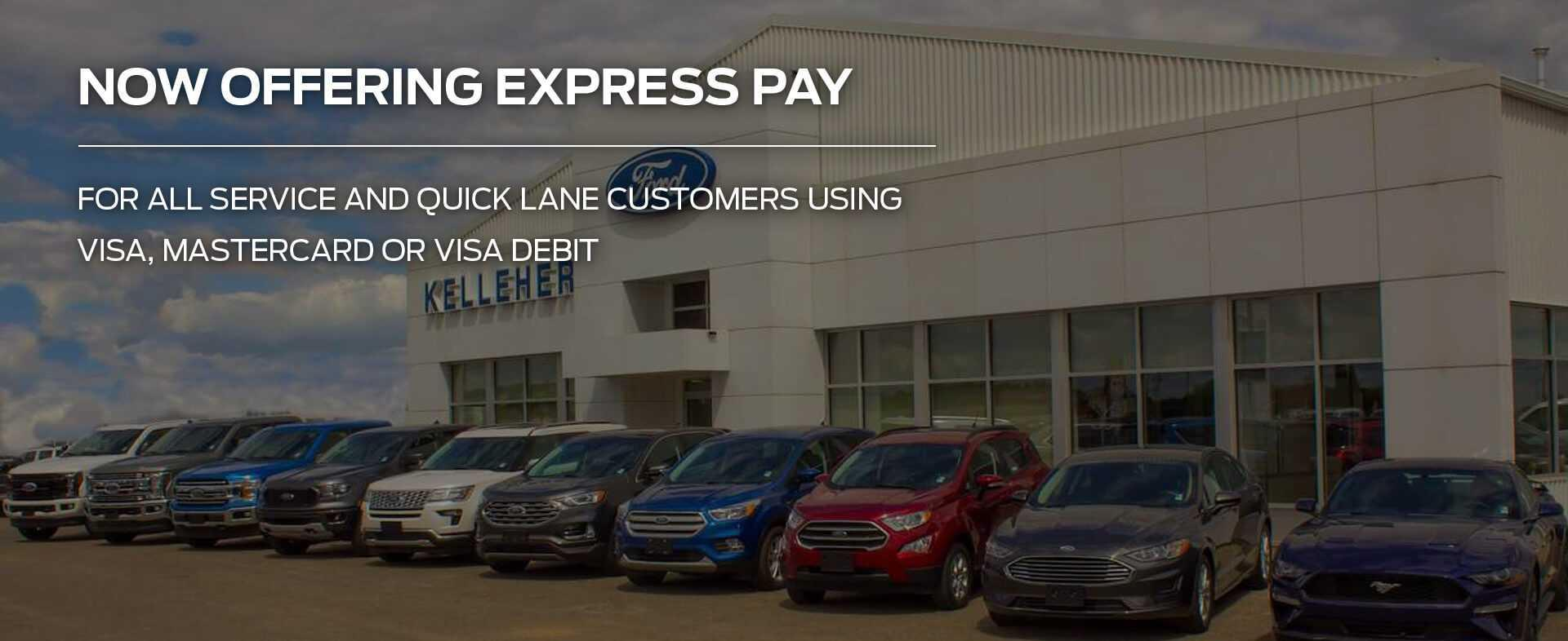 Express payment