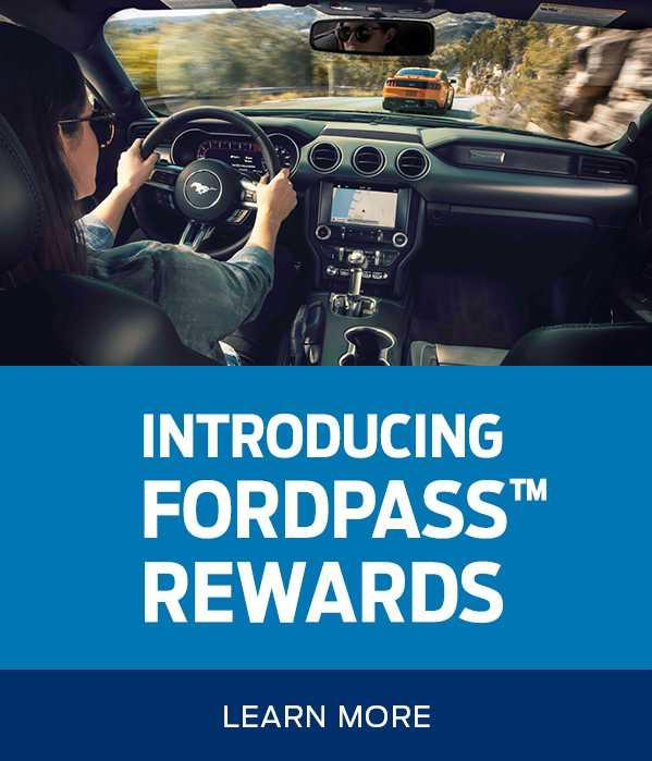 FordPass Rewards