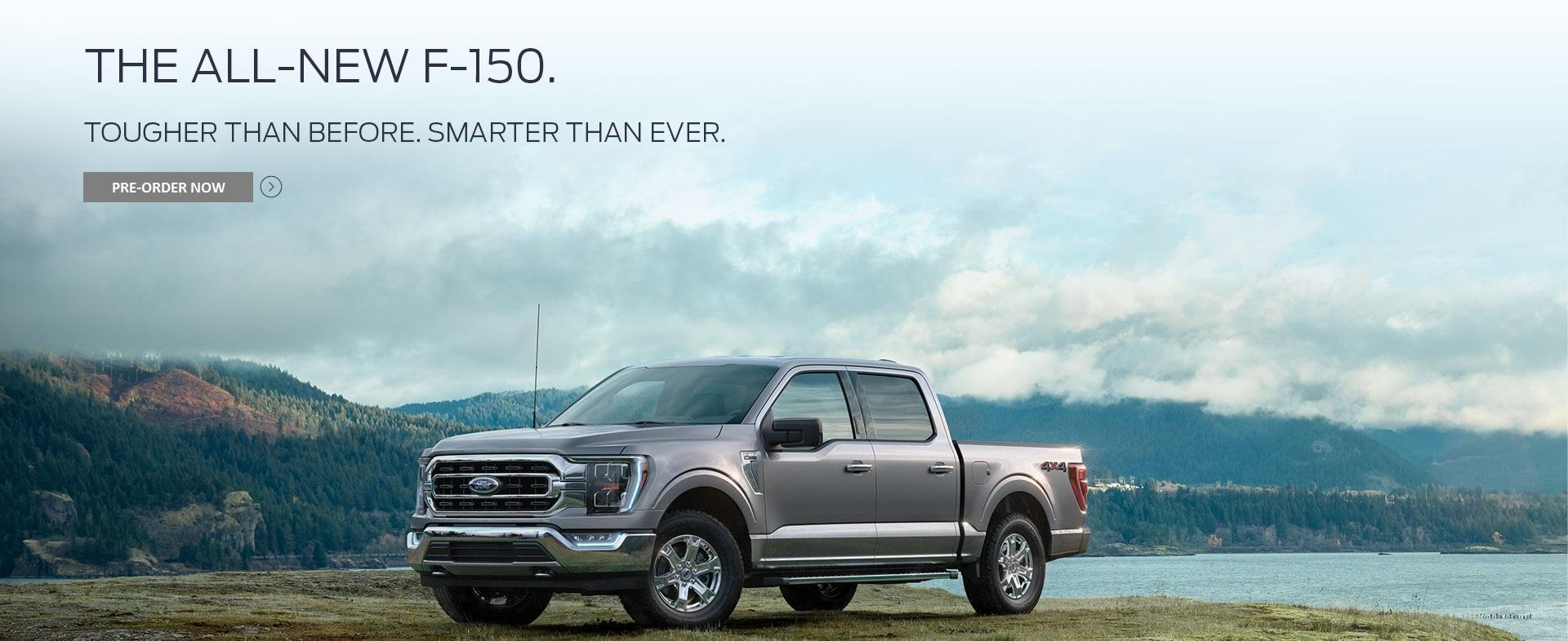 Clarenville Ford F-150 2021