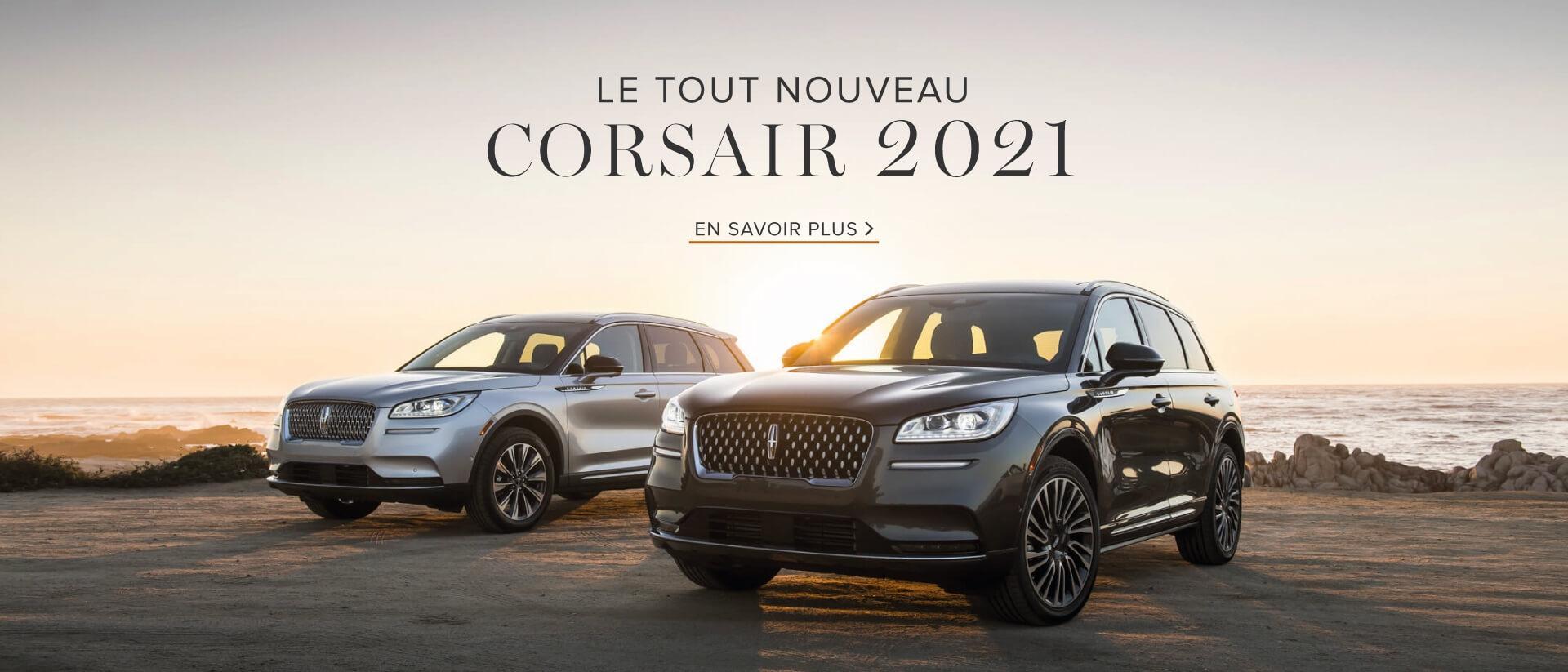 Corsair 2021