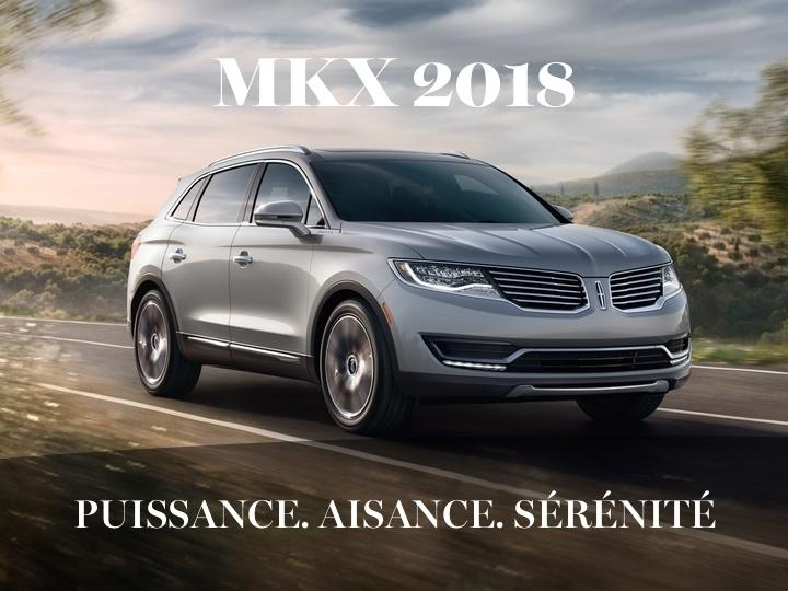 MKX 2018