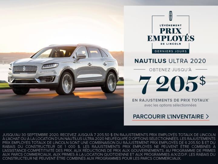 Nautilus 2020