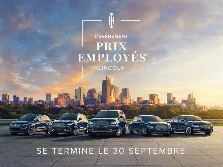 Prix employés septembre