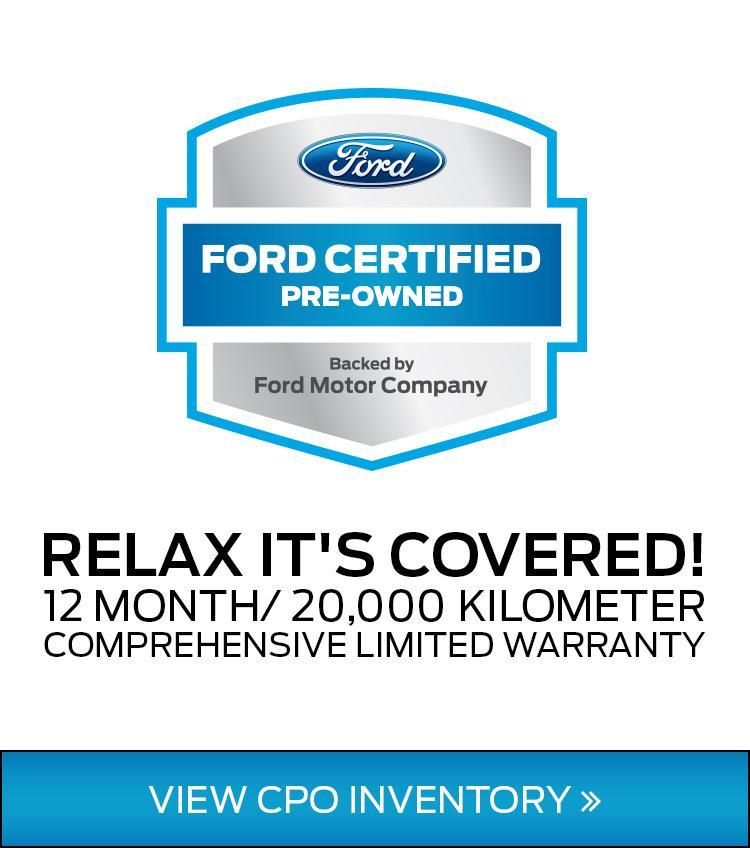 Certified Pre - Owned  Vehicles - Heaslip Ford in Haldimand County