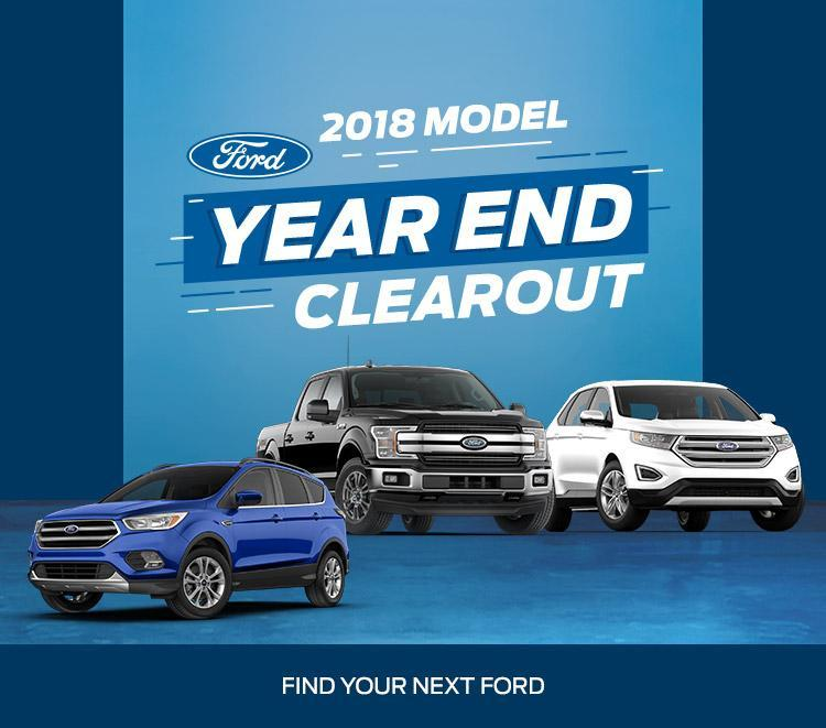 2018 Year End Clearout - Heaslip Ford