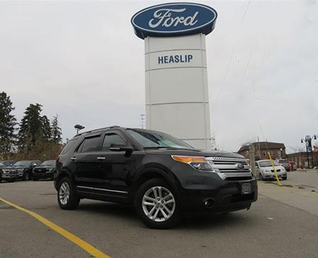 Used vehicle offers at Heaslip Ford in Haldimand County