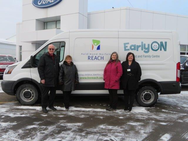 Donation from Heaslip Ford
