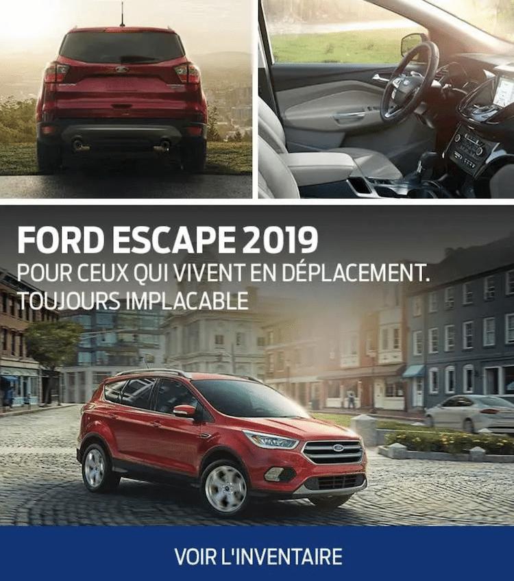 Escape 2019
