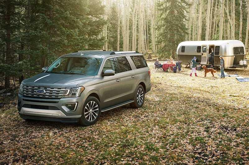 Ford Expedition 2018 : imposant et moderne