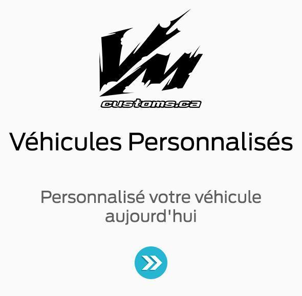 véhicules personnalisés
