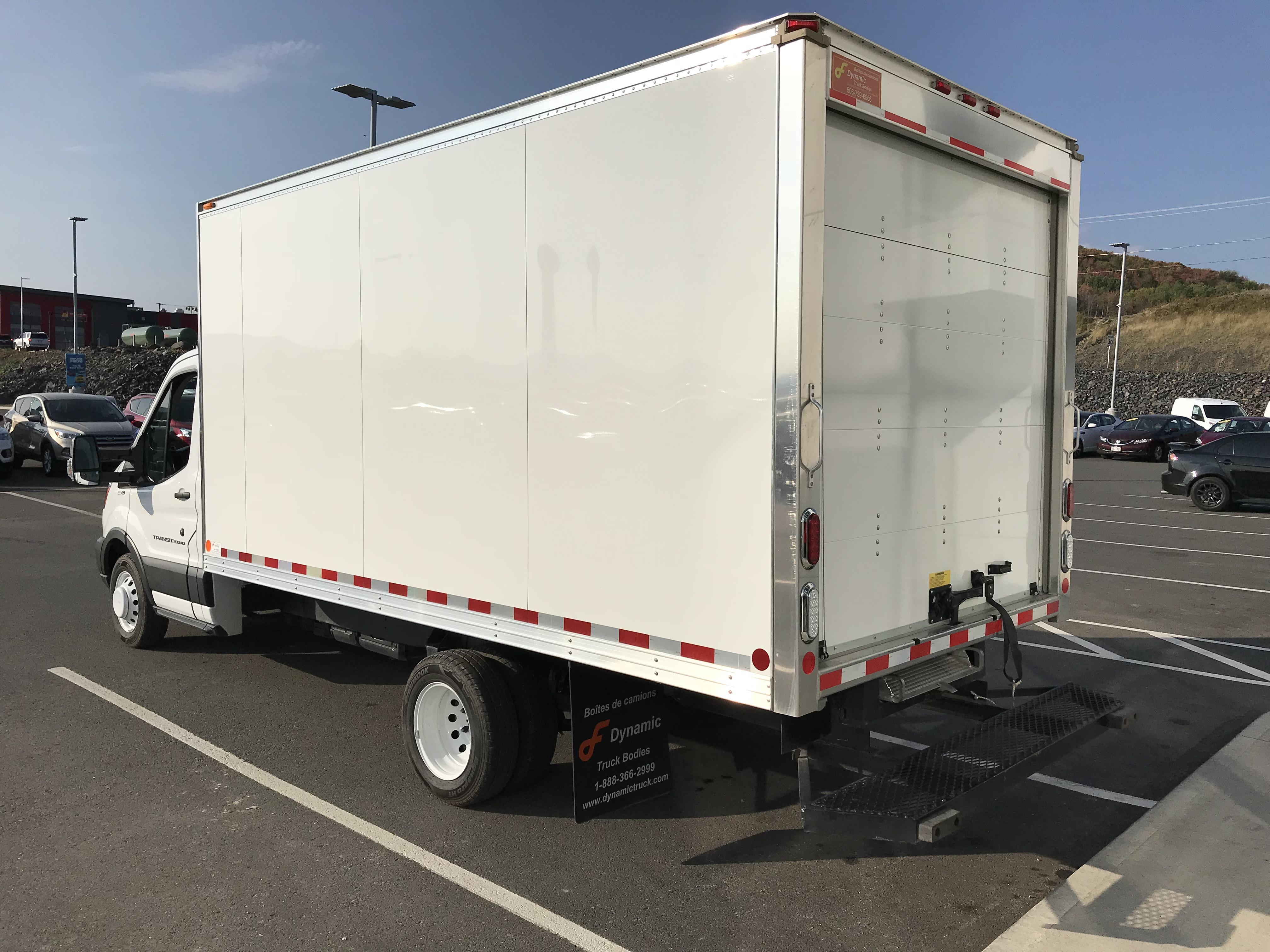 2017 Transit 350 HD Chassis Cab XL