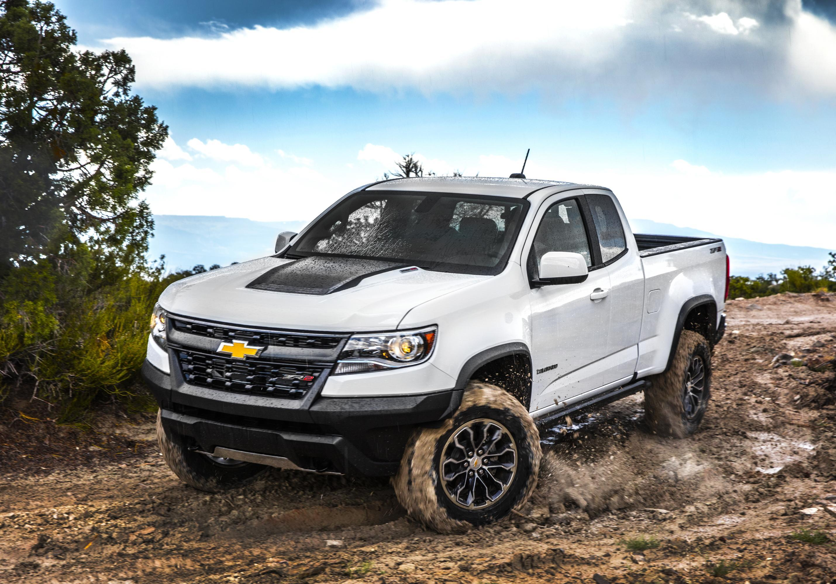 2018 Chevy Colorado at Essigs' Motors